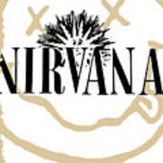Nirvana No.06 Poster by Caio Caldas
