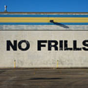 No Frlls Poster