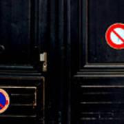 No No Poster