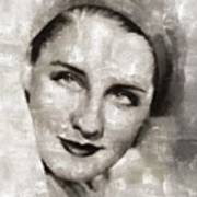 Norma Shearer, Actress Poster