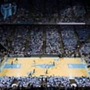 North Carolina Tar Heels Dean E. Smith Center Poster by Replay Photos