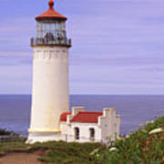 North Head Lighthouse Li 2000 Poster
