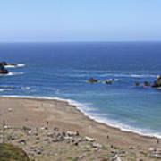 Northern California Coast Poster