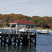 Northport Harbor Poster