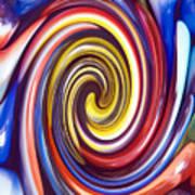 Nostalgic Marbles 4 Poster