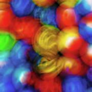 Nostalgic Marbles 5 Poster