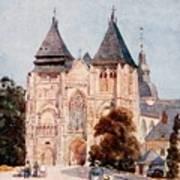 Notre Dame De La Couture Poster