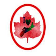 Nova Scotia Proud Poster