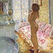 nude against the light 1908 Pierre Bonnard Poster