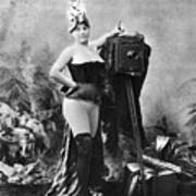 Nude And Camera, C1880 Poster