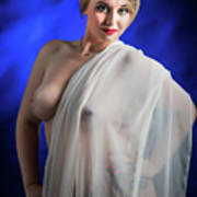 Nude Woman Model 1722  006.1722 Poster