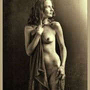 Nude Young Woman 1718.502 Poster