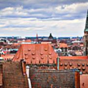 Nuremberg Altstadt Poster