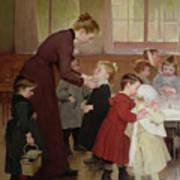 Nursery School Poster