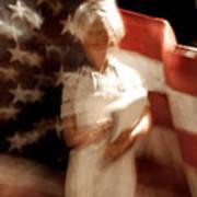 Nursing America Poster