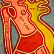 Ny Lon Clothing Poster