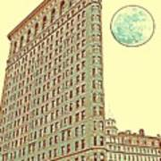 Ny Manhattan Poster