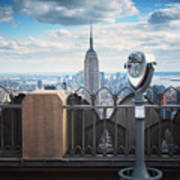 Nyc Viewpoint Poster