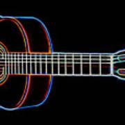 Nylon Acoustic Poster
