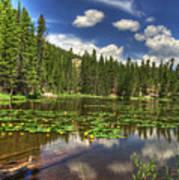 Nymph Lake 2 Poster
