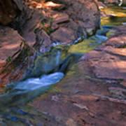 Oak Creek Canyon Splendor Poster