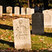 Oakland Cemetery Atlanta Poster