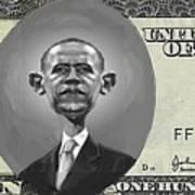 Obama Dollar Poster
