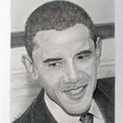 Obama Poster by Felipe Galindo