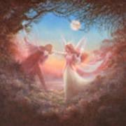 Oberon And Titania Poster
