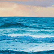 Ocean Art 1 Poster