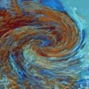Ocean Colors Poster