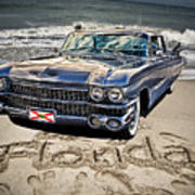 Ocean Drive Poster