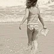 Ocean Moment Poster