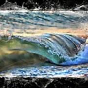 Ocean Motion Poster
