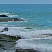 Ocean Roll Poster