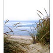 Ocean Side Poster