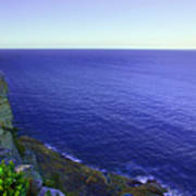 Ocean View From North Head Poster