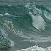 Ocean Waves 2 Poster