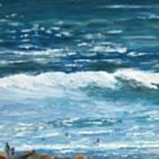 Oceanside 3 O'clock Poster