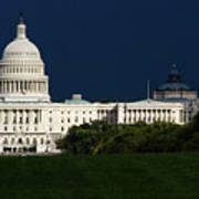 October Capitol Poster