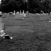 Odd Fellows Cemetery Poster