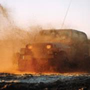 Off Road Mud Splash-2 Poster