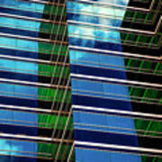 Office Abstract Poster