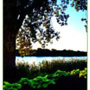 Ohio Pond Poster