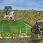 Ohio State vs. Michigan 100th Game Poster
