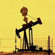 Oil Baron Tweety Poster