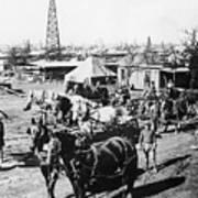 Oil: Texas, 1920 Poster