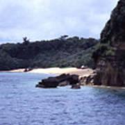 Okinawa Beach 10 Poster