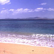 Okinawa Beach 16 Poster