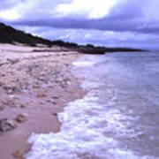 Okinawa Beach 17 Poster